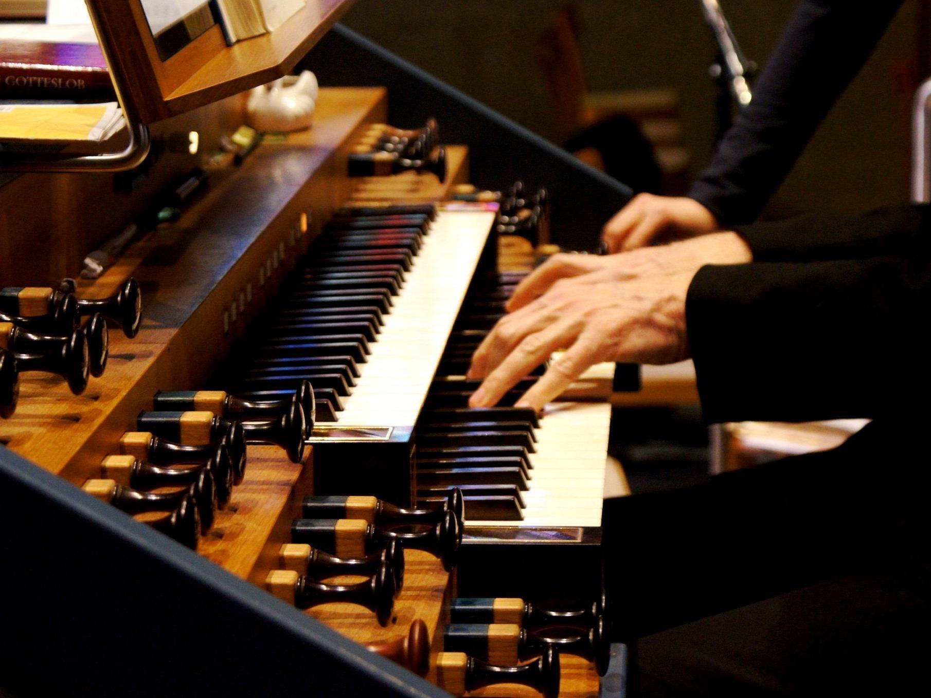 Orgelkunst in reinster Form
