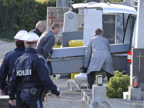 Todesfälle: Die mutmaßlichen Opfer der falschen Krankenschwester wurden bereits exhumiert