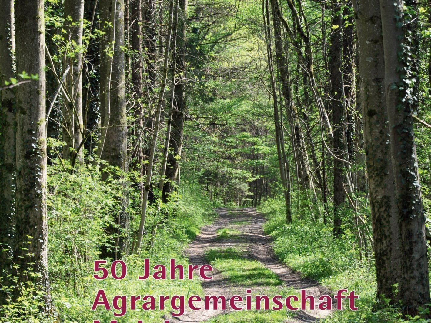 """Festschrift """"50 Jahre Agrargemeinschaft Meiningen"""""""