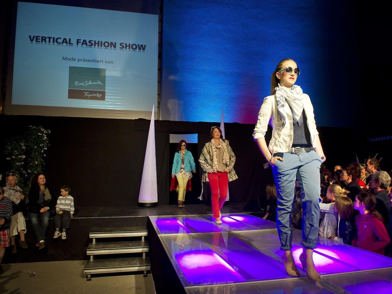 Fahsion Show war ein voller Erfolg