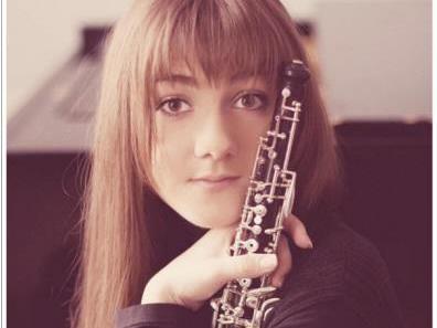 Alesia Varapayeva - Oboe