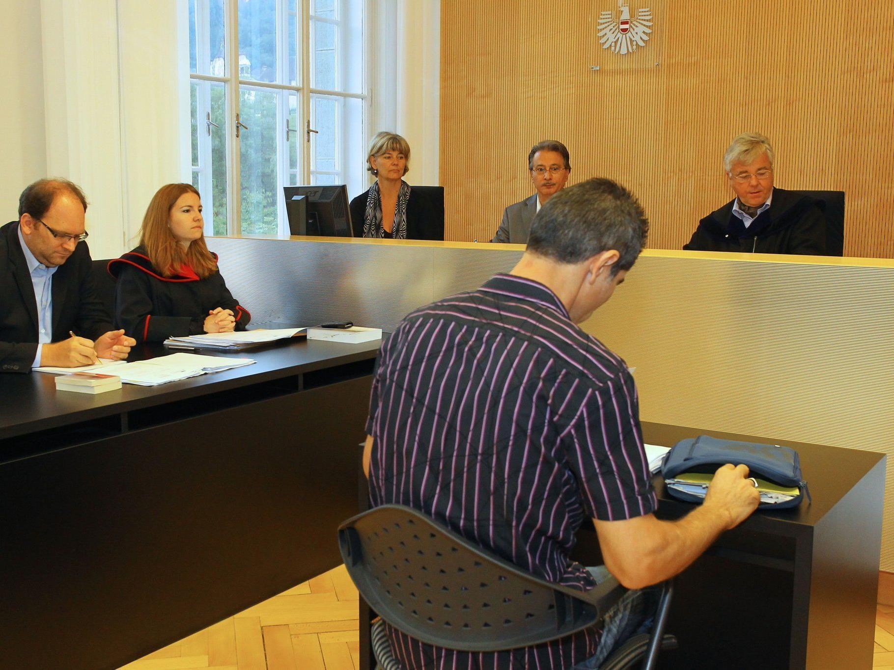 Am 1. September 2011 wurde der Ehemann am Landesgericht Feldkirch zu vier Jahren Haft verurteilt.