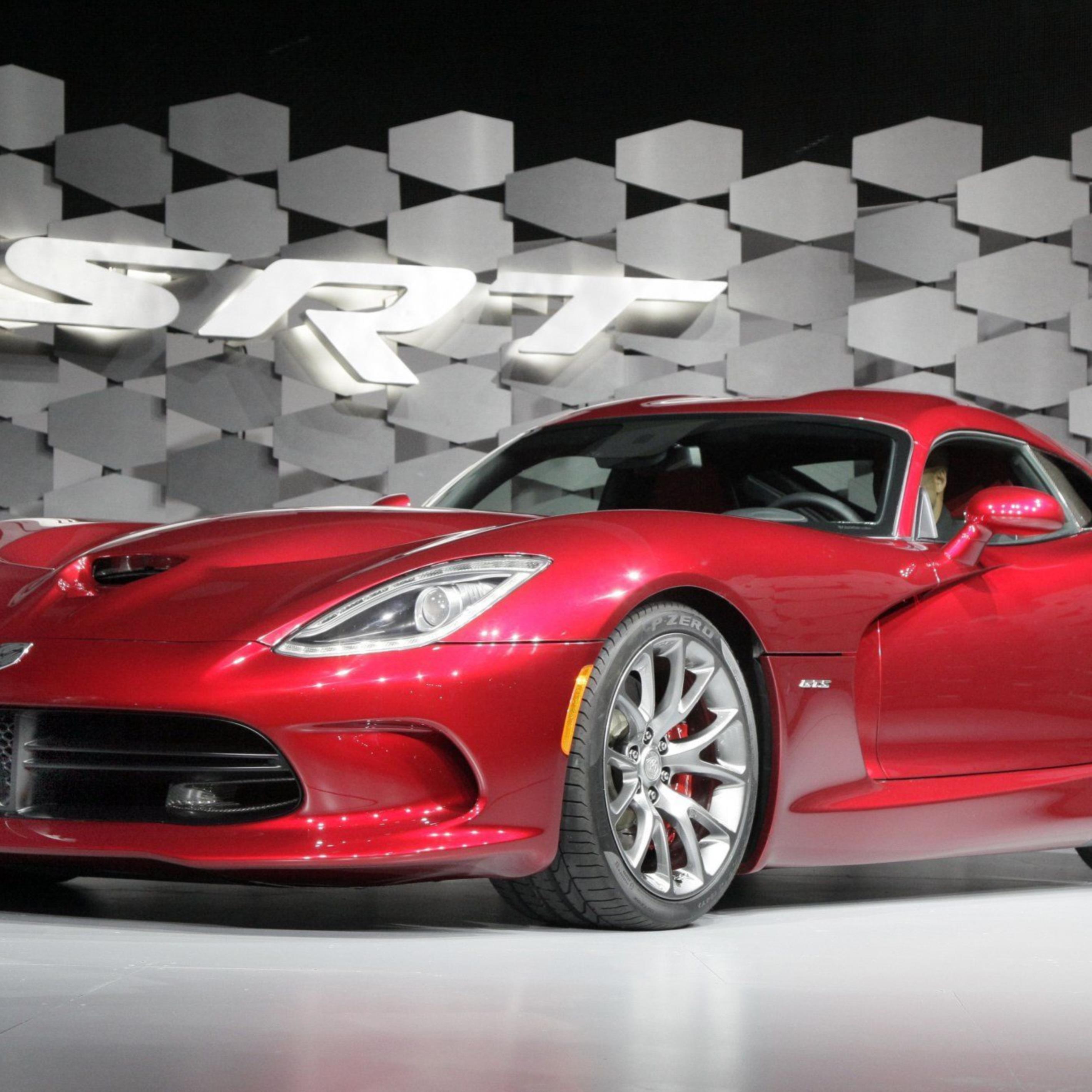 In New York lässt Dodge die neue Giftschlange aus dem Sack: Die SRT Viper kommt 2013.