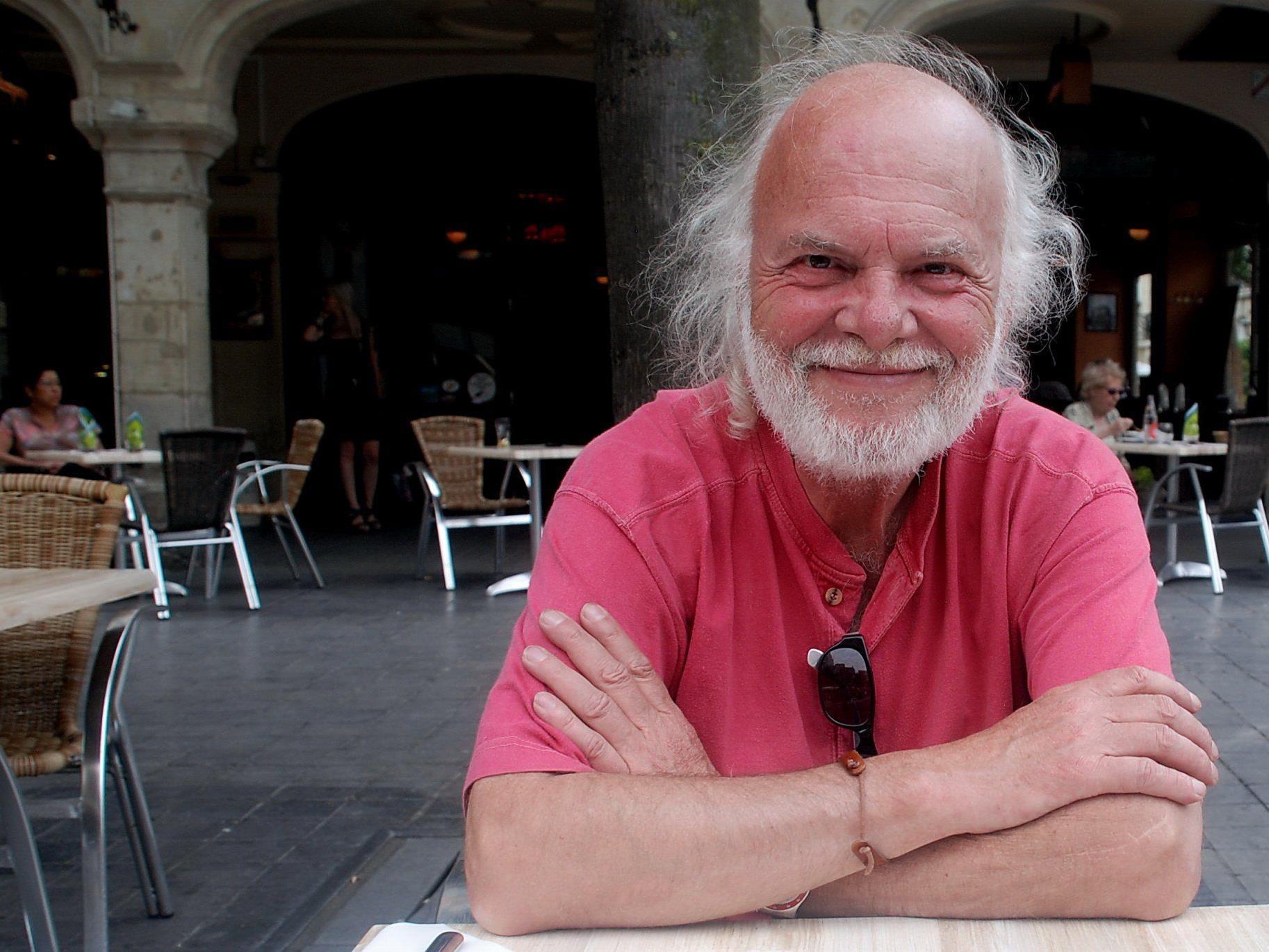 Einmal selbst vor und nicht hinter der Kamera: Dietmar Wanko.