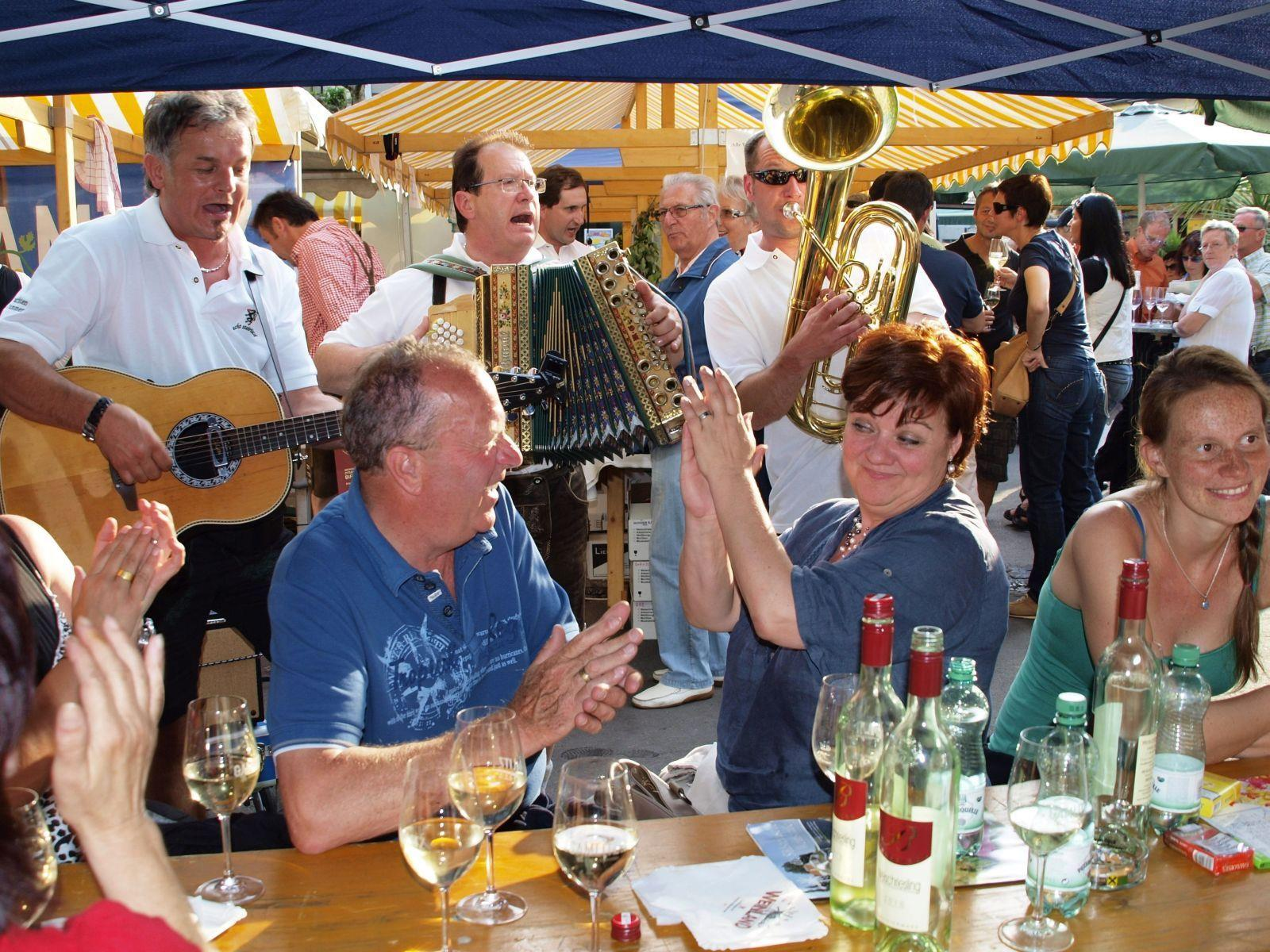 Südsteirisches Weinfest in Bregenz