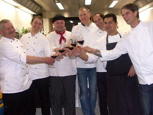 Martin Jäger, Sascha Kemmerer, Jeremias Riezler, Jürgen Scharnagl, Gerd Hammerer, Sanjay Tandon und Alexander Schoppmann.