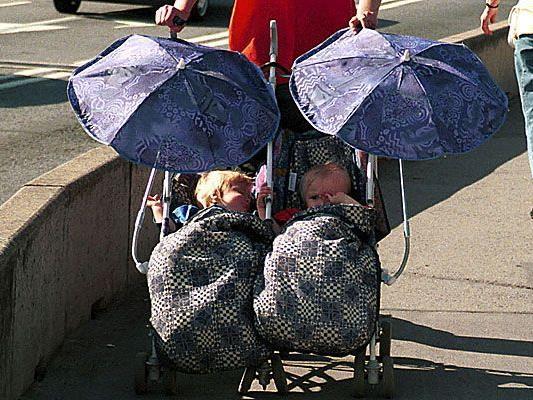 Entlastung für Eltern von Mehrlingen.
