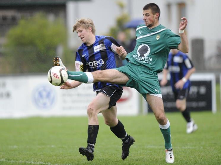 Austria Lustenau Amateure trifft auf FC Mäder.
