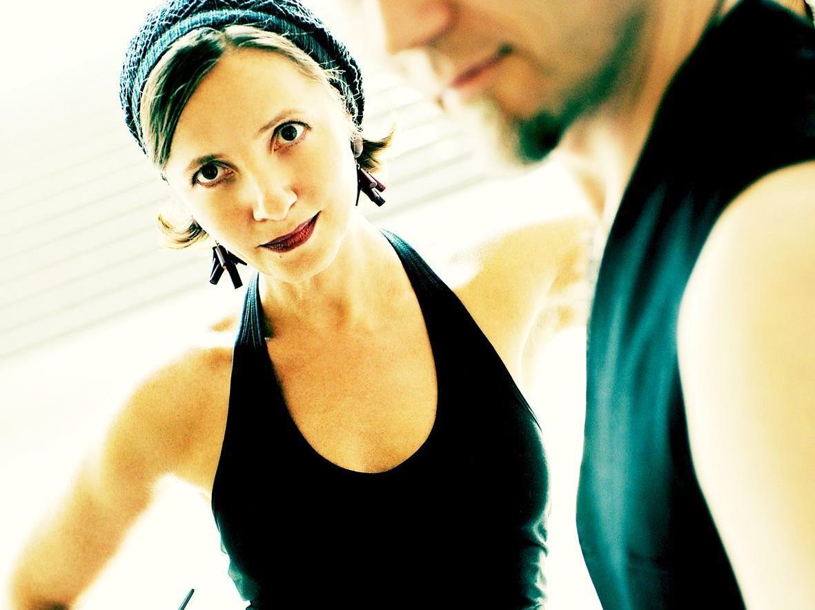 Alexa Rodrian schreibt Songs und bringt diese mit nach Hard in die Kulturwerkstatt Kammgarn.