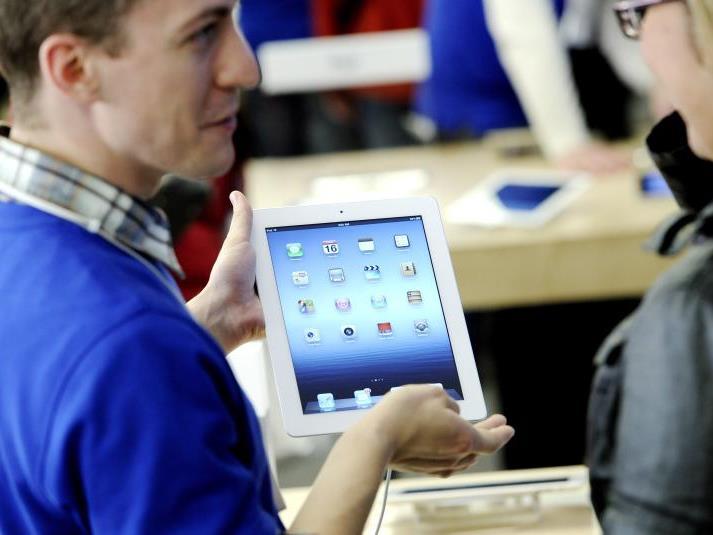 Apple-Kunden müssen sich womöglich auf Viren-Flut gefasst machen.