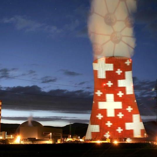 Schweiz steigt aus der Atomenergie aus