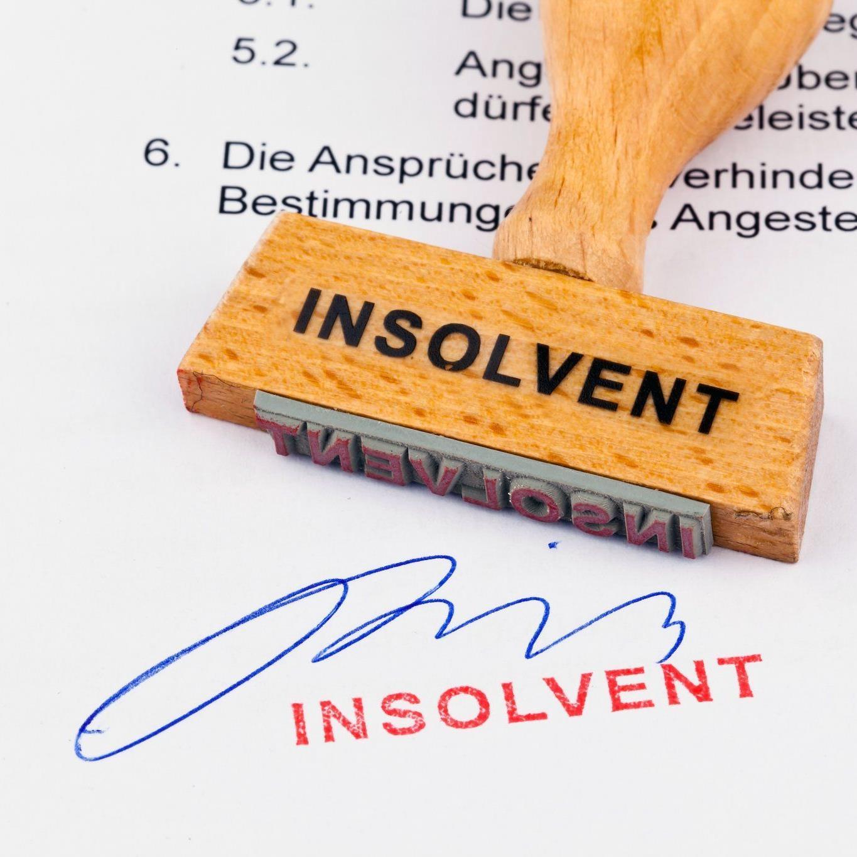 Sanierung gescheitert - Insolvenzverwalter hat Verwertung eingeleitet.