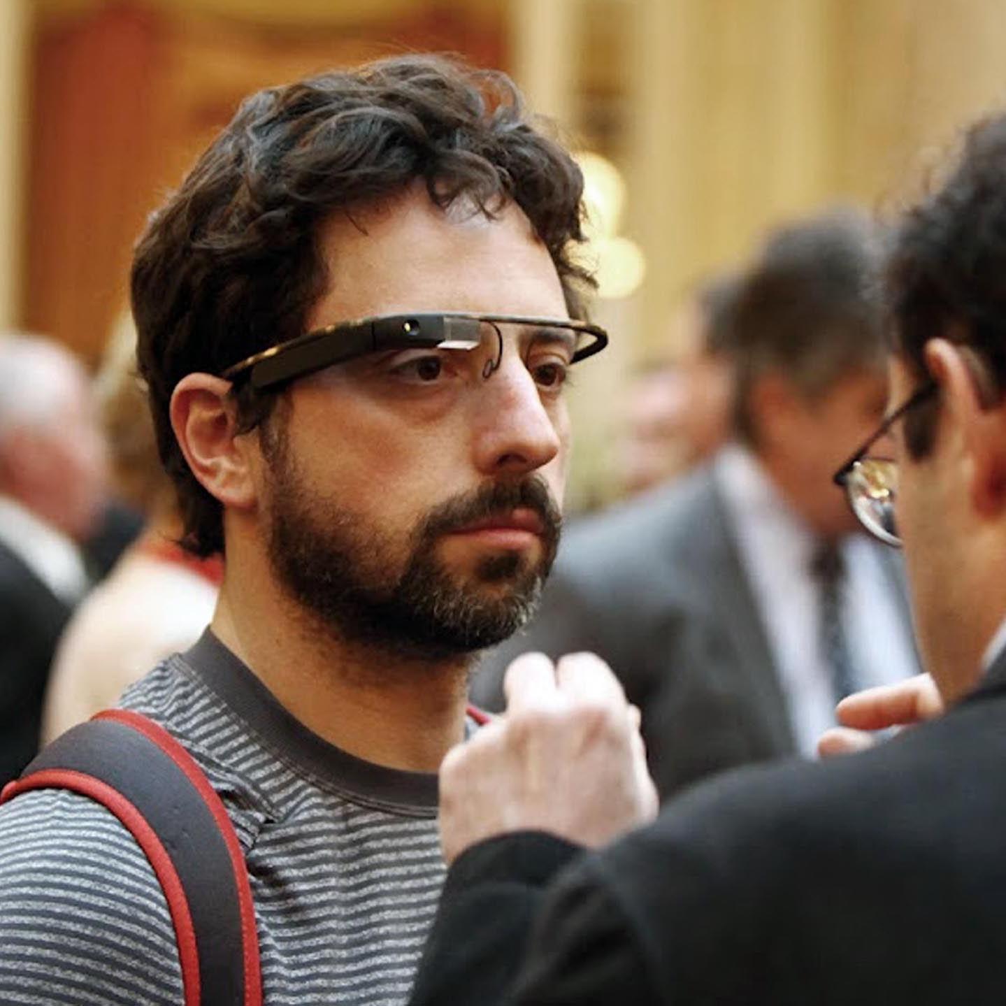 Google-Mitbegründer Sergey Brin