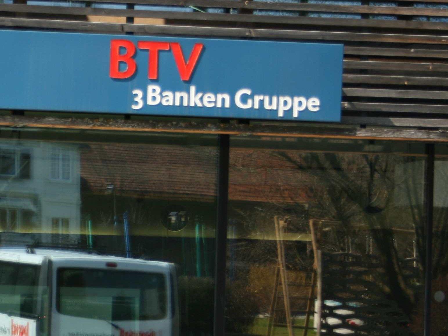 Bilanzsumme der BTV mit 9,2 Mrd. Euro erstmals über 9-Milliarden-Marke.