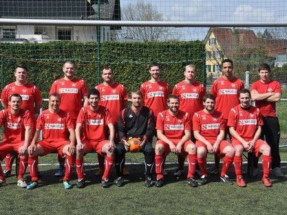 Die Hobbymannschaft RW Rankweil nimmt an der Hobbyliga Vorderland erstmals teil.