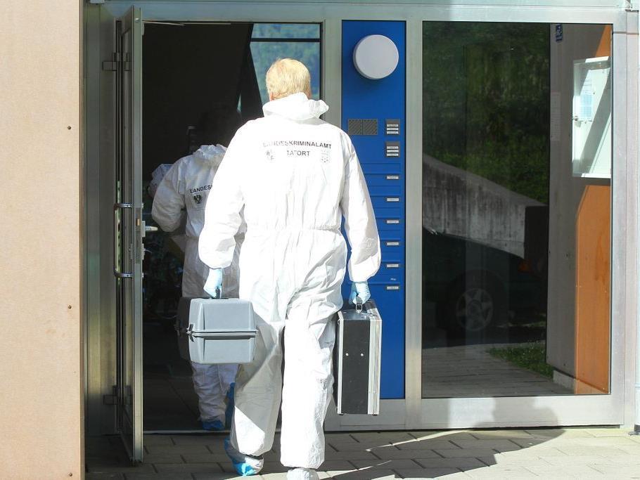 Am Morgen des 27. Juni 2011 wurde die Leiche von Jasmin W. in Nüziders gefunden.