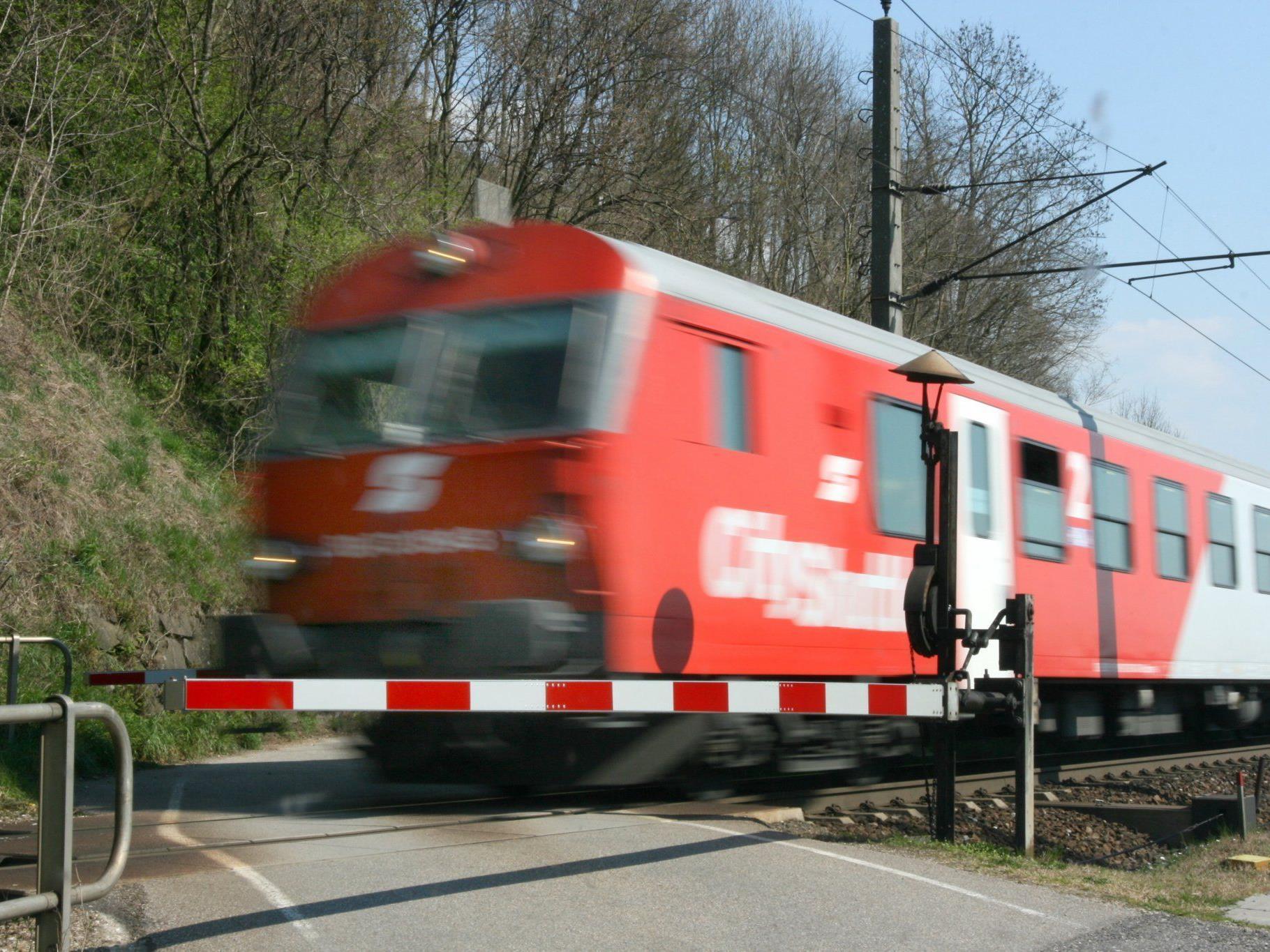 Vom Zug erfasst wurde die Frau in Payerbach