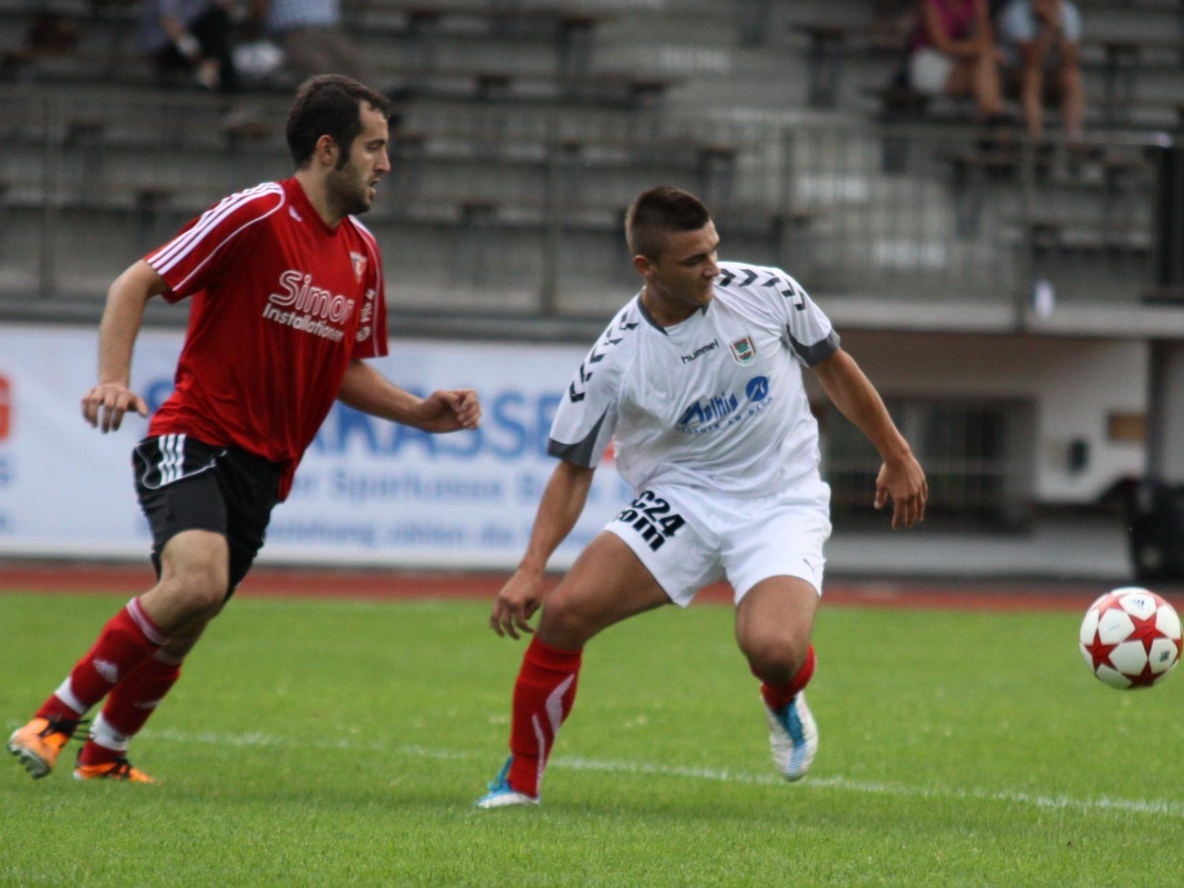 Dejan Stanojevic könnte schon im Heimspiel gegen Pinzgau/Saalfelden sein Debüt geben.