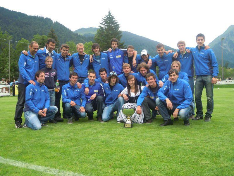 FC Au hofft auf Punkte in Raggal.