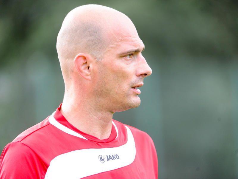 Spielertrainer Martin Hammerer hatte allen Grund zum Jubeln.