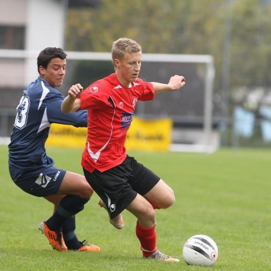 Die Unter-16-Jährigen gewinnt beim Rekordmeister Rapid Wien.