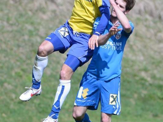 Austria Lustenau Amateure bleibt Tabellenführer der Vorarlbergliga.