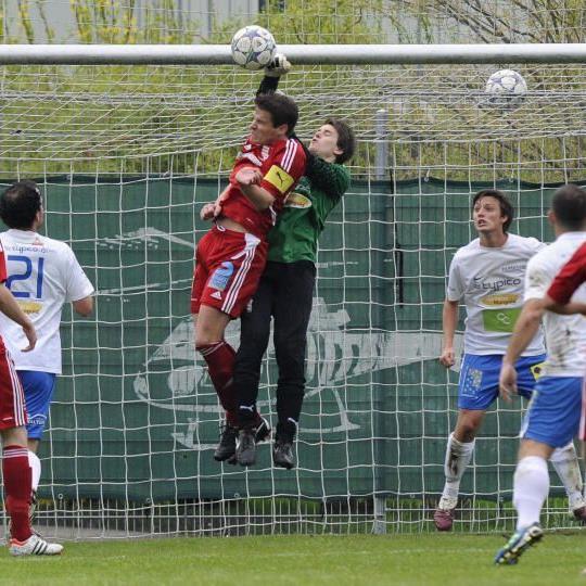 Lochau bleibt Tabellenführer der Landesliga.