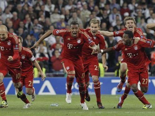Der Traum vom Champions-League-Finale im eigenen Stadion wurde für die Bayern wahr.