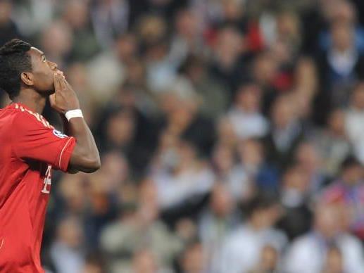 Alaba jubelte mit Wehmut über Champions-League-Finaleinzug