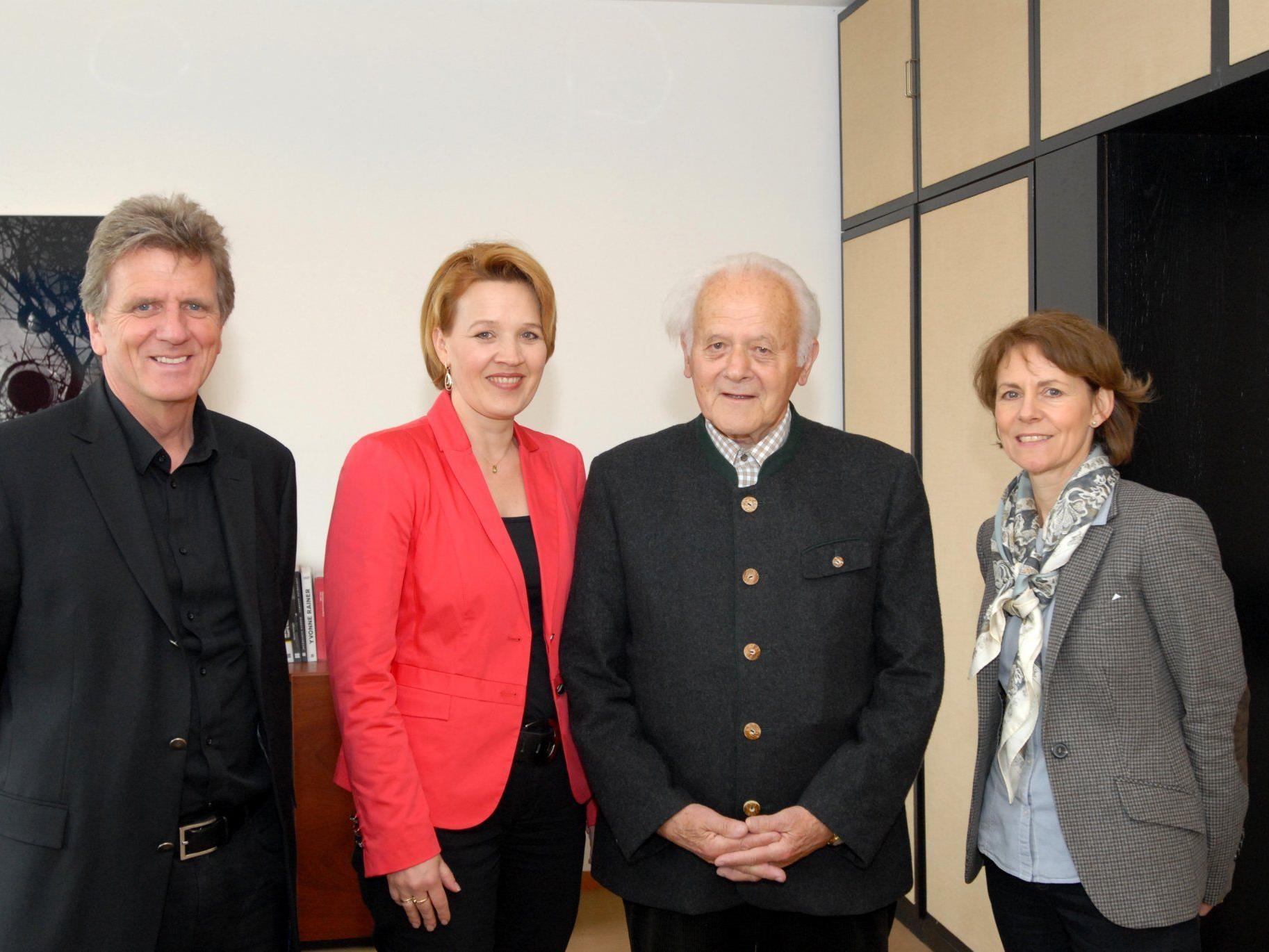 LR Kaufmann: Auch dank Sammlung Werner Vogts.