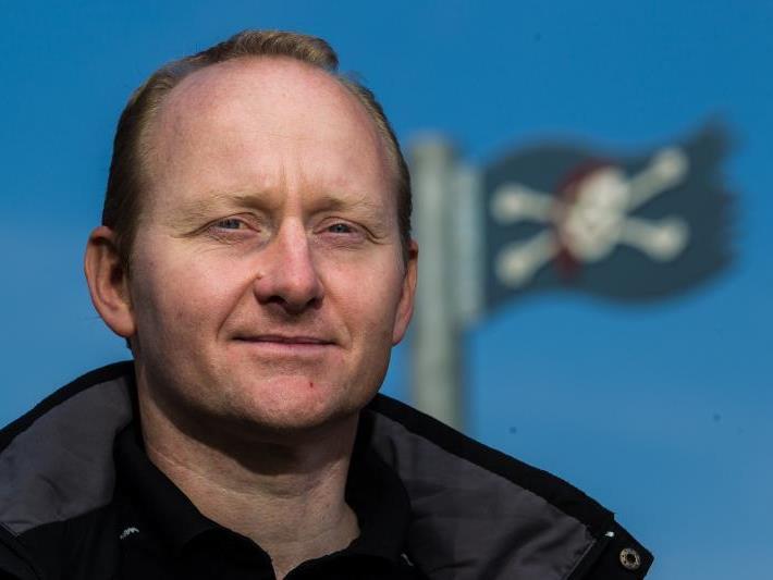Obmann Marc Fuhrken sieht vor allem in jenen Menschen, die jetzt gar nicht mehr wählen wollen, das Potenzial der Piraten.
