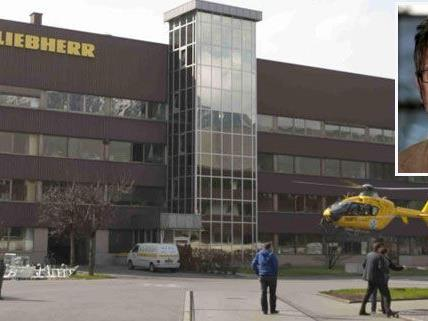 Vizebürgermeister Greussing betroffen über das Unglück