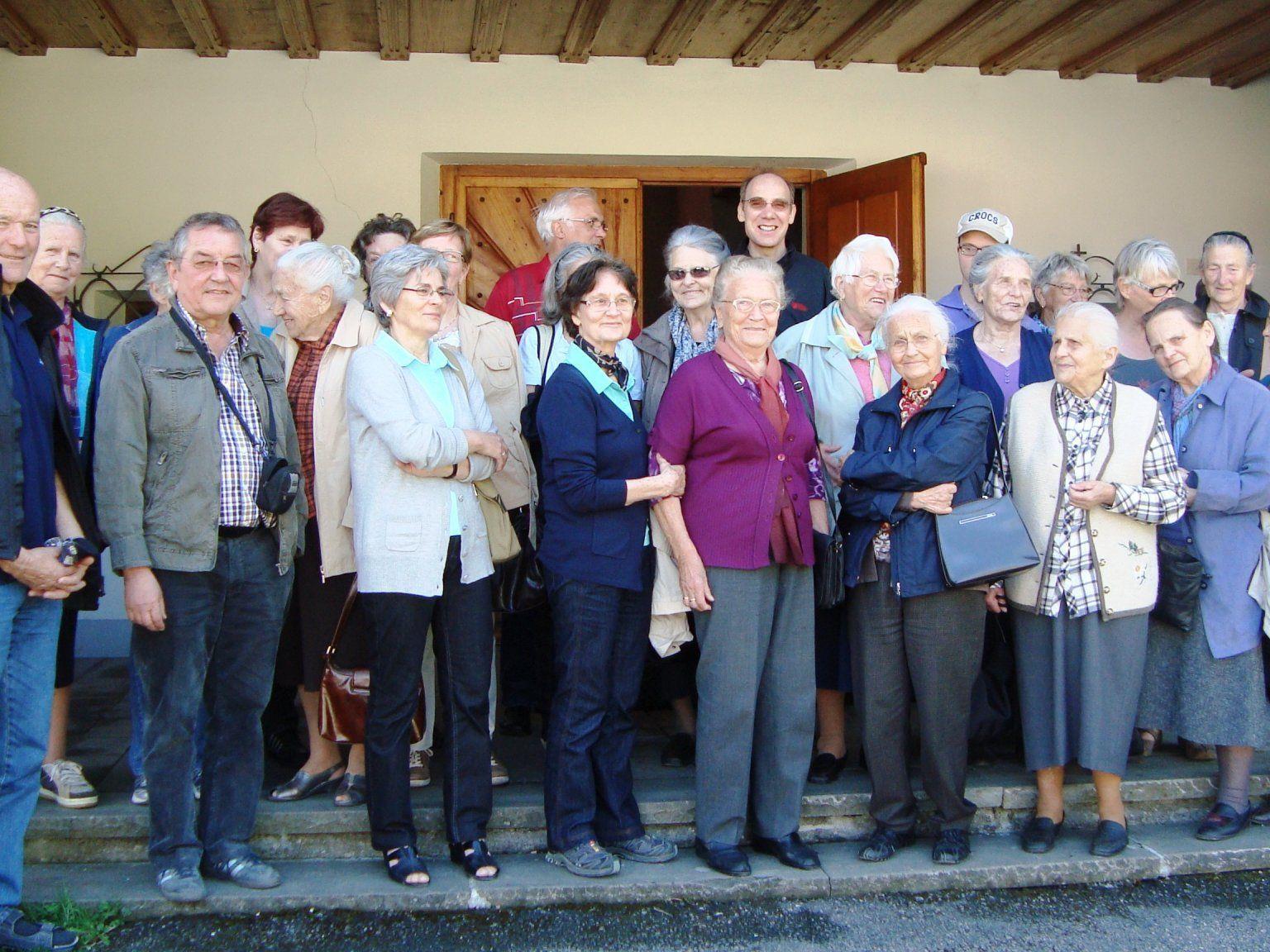 """Die Senioren zu Gast """"Am Stollen"""""""