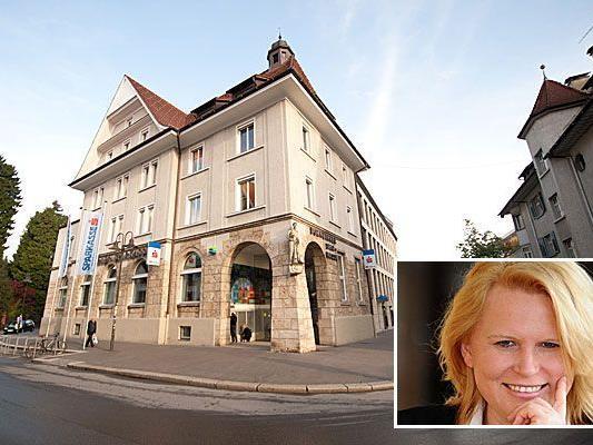 Susanne Hagspiel (Sparkasse Dornbirn) wollte am Donnerstag keine Stellungnahme abgeben.