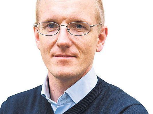 VN-Redakteur Johannes Huber in der ORF-Pressestunde