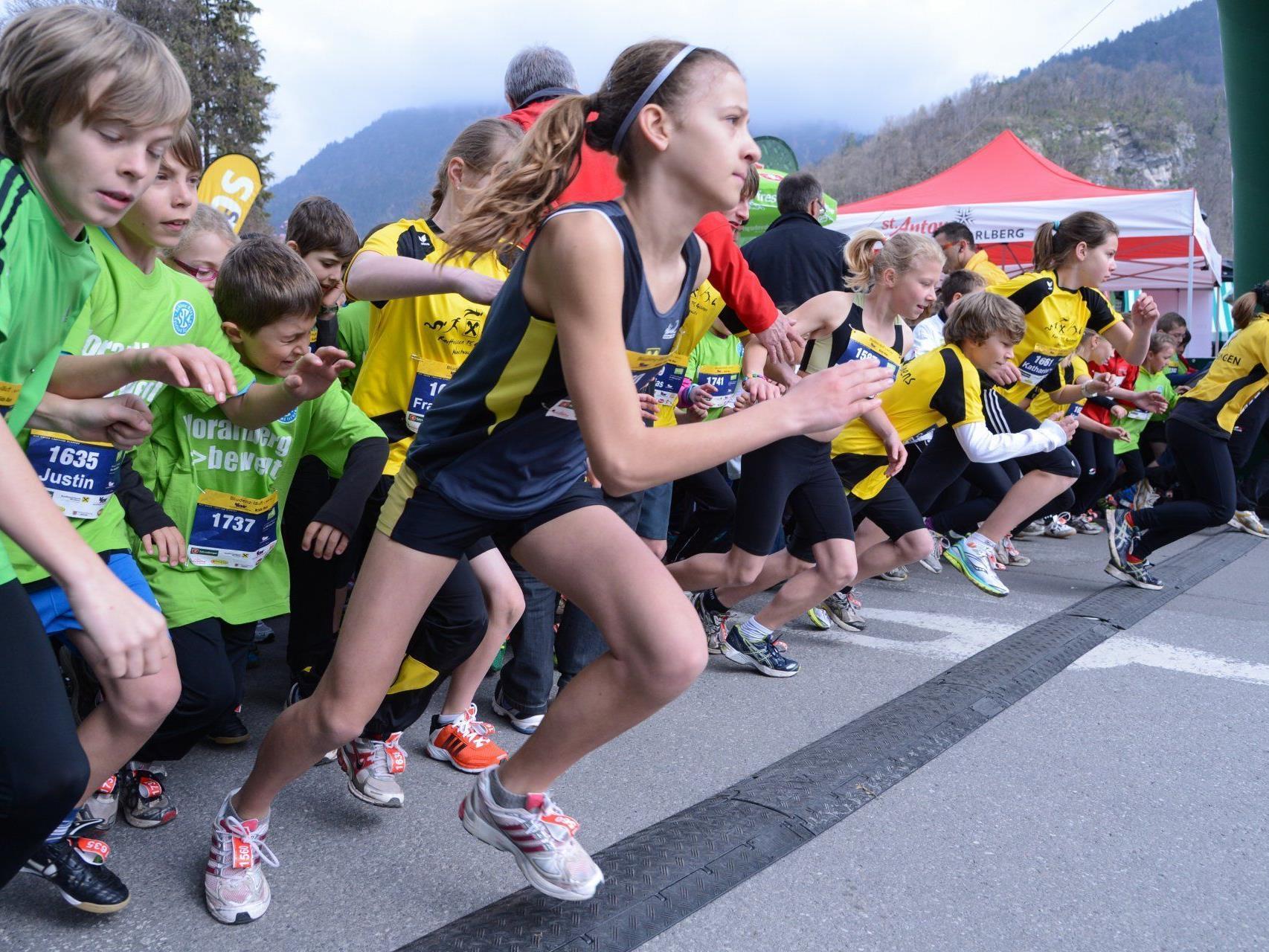 Kids Run- Bludenz läuft
