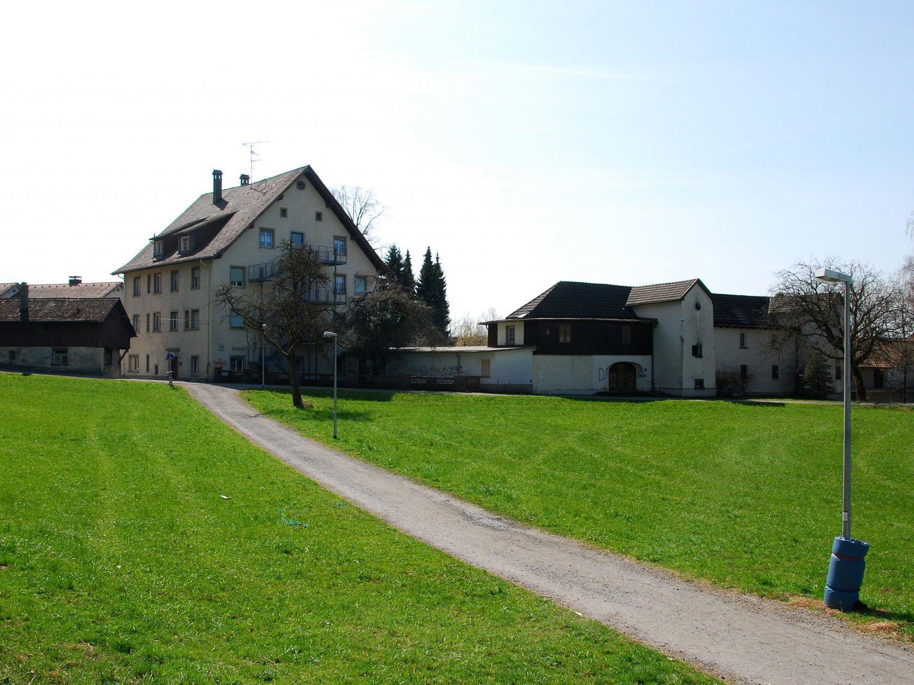 Auf dem Kronhalde-Areal könnte eine attraktive Wohnanlage entstehen.