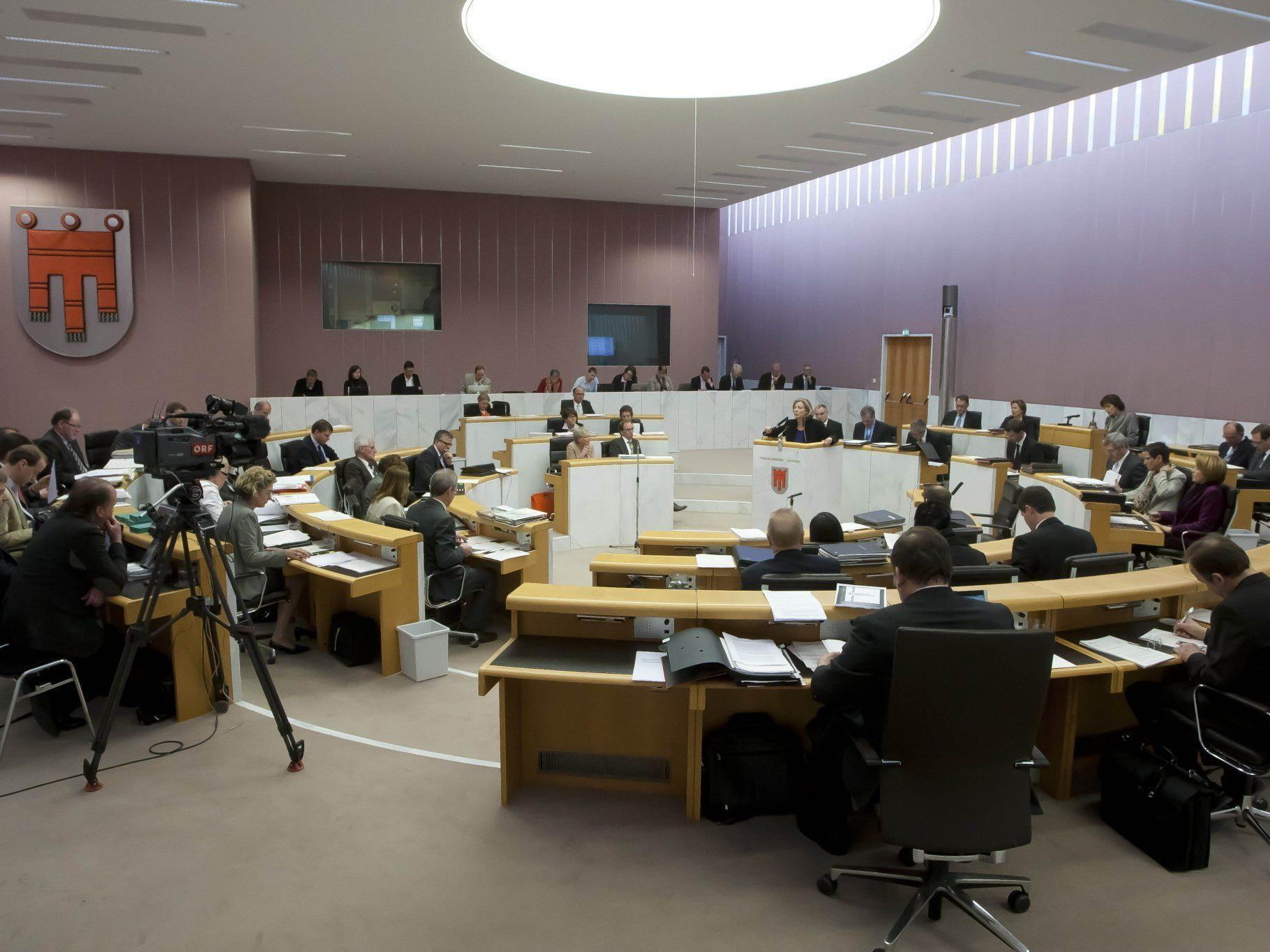 Für Landtagspräsidentin Mennel kann mögliche Verkleinerung nur Teil einer Reform sein.