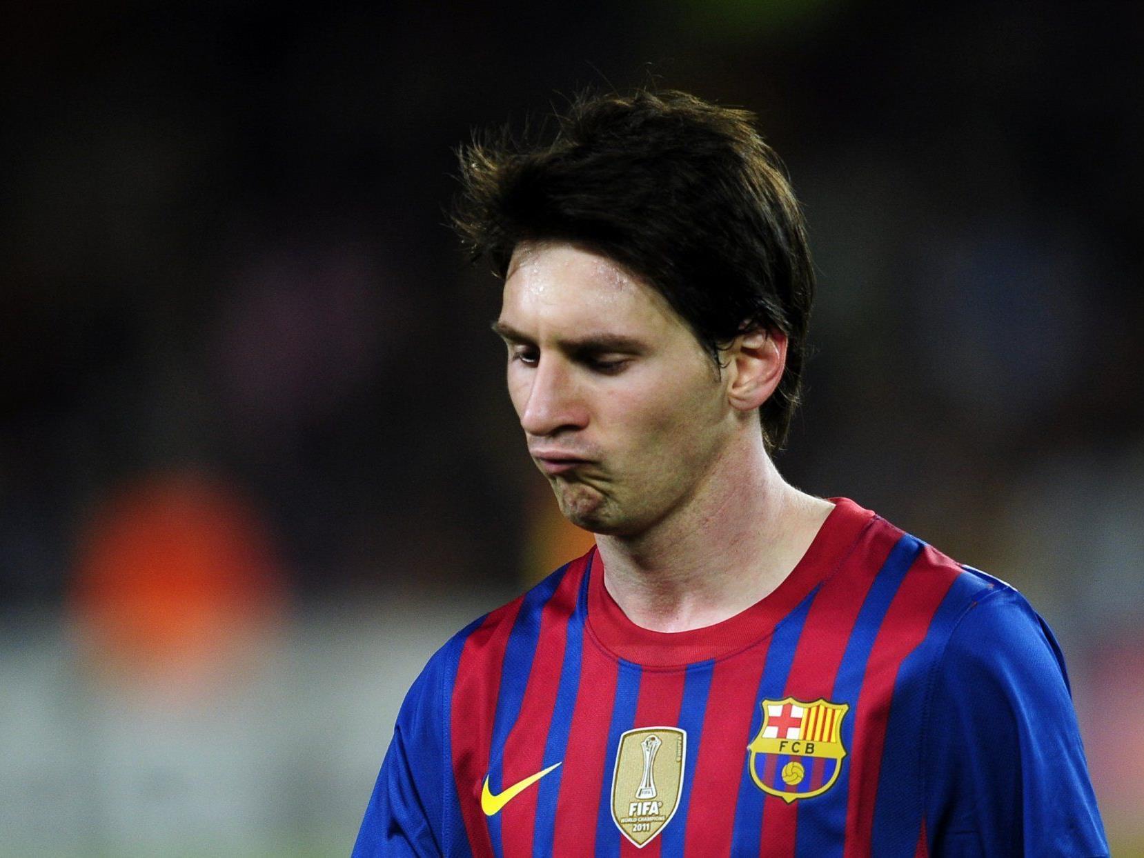 Messi-Fehlschüsse besiegelten CL-Out des FC Barcelona.