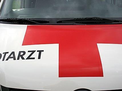 15-Jährige nach Mopedunfall verletzt ins KH Dornbirn eingeliefert.