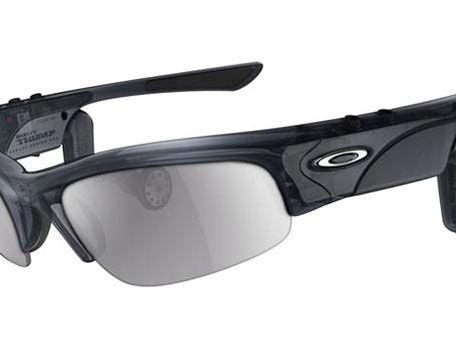Hightech-Brille: nach MP3s kommt Augmented Reality.