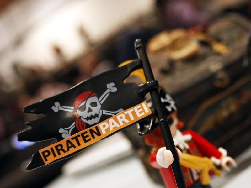 Piraten treten derzeit in ganz Europa auf, am stärksten ist die Piratenpartei in Deutschland