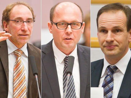 ÖVP-Klubobmann Frühstück ist nach Alkofahrt Führerschein los.