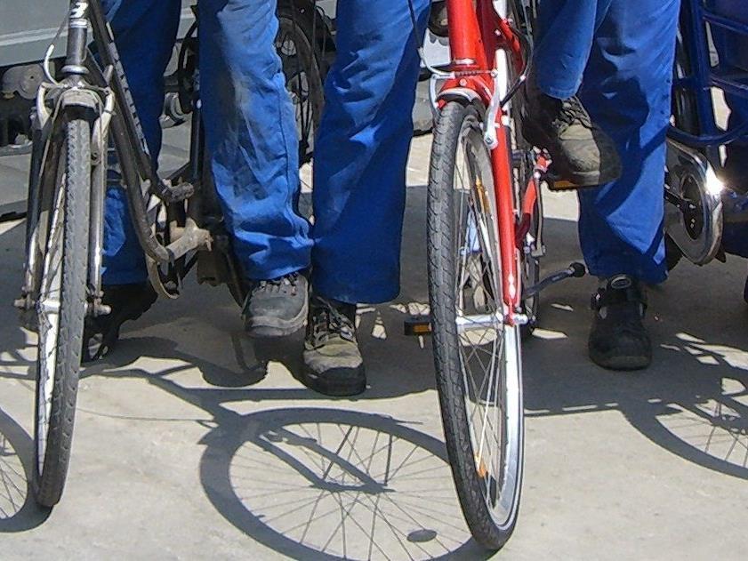 Start in die Liebherr-Radsaison