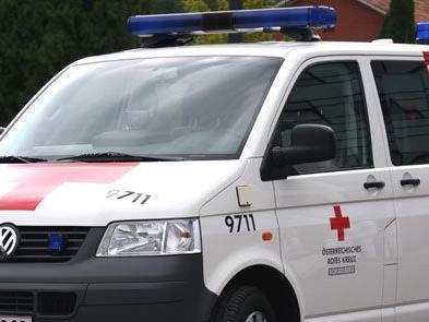 Unfallopfer wurde ins LKH Feldkirch eingeliefert.