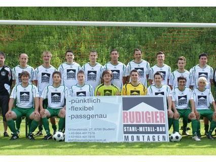 Der SC St.Gallenkirch verliert zum Auftakt in Frastanz mit 0:4