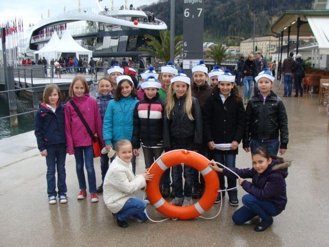 2. Tag der Schifffahrt im Bregenzer Hafengelände