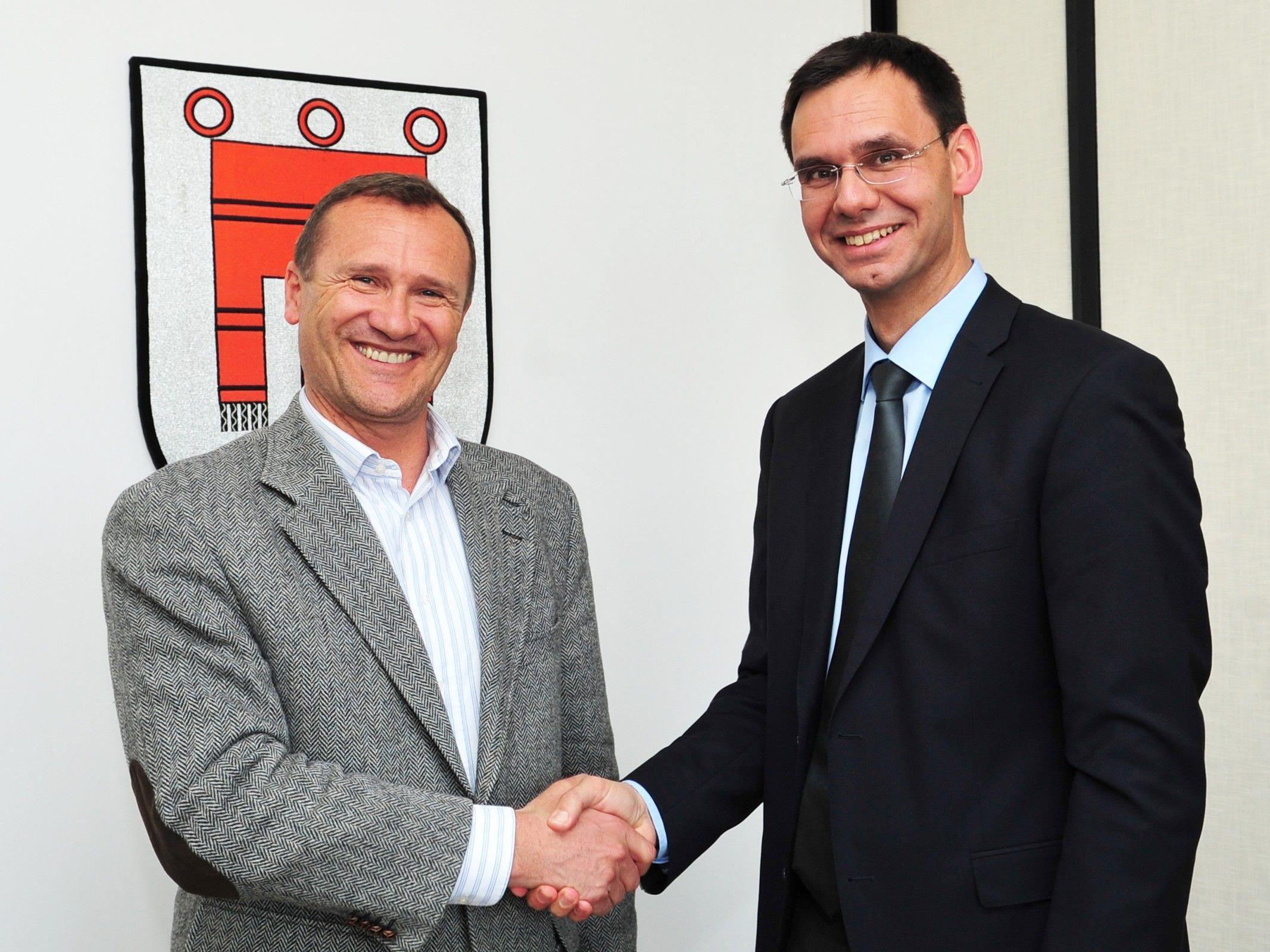 LH Wallner: EU-Regionalförderung stärkt den Standort Vorarlberg