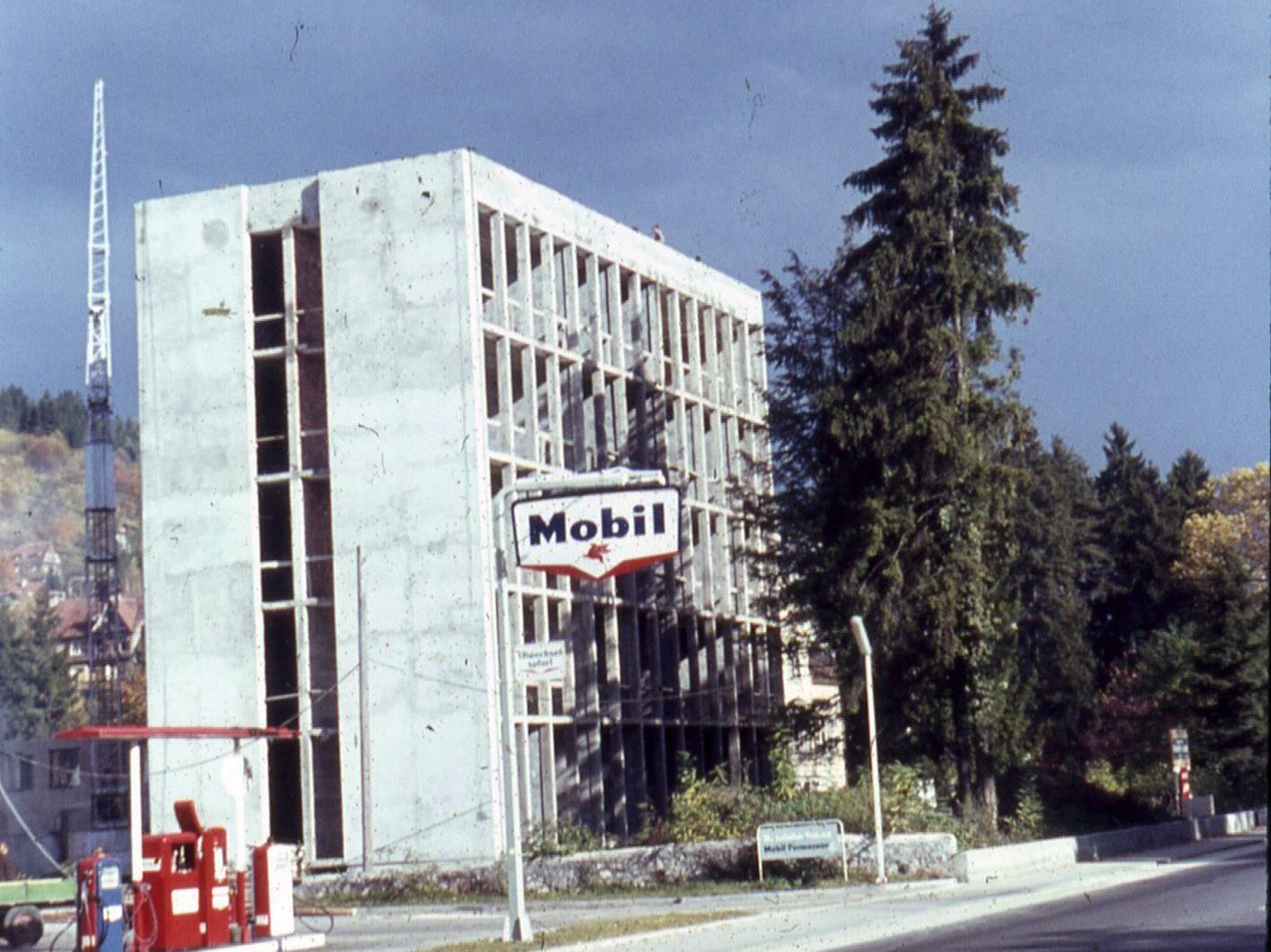 Seelsorgehaus 1962