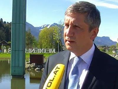 Vizekanzler Spindelegger im VOL.AT-Interview.